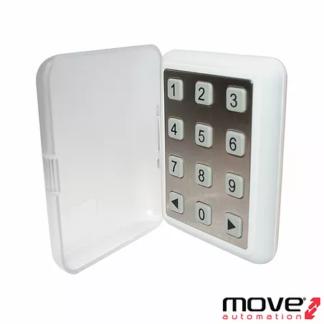 Teclado inalámbrico de pared Move Automation